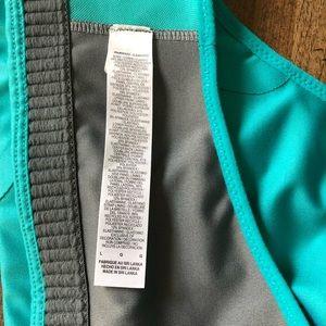 Nike Intimates & Sleepwear - NWOT Nike Dri-fit Sports Bra, Turquoise, racerback